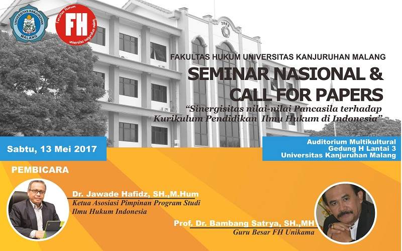Seminar Nasional & Call For Papers